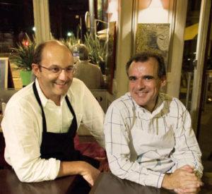 Maxence et Cédric, les deux fondateurs de The Gastronomie House