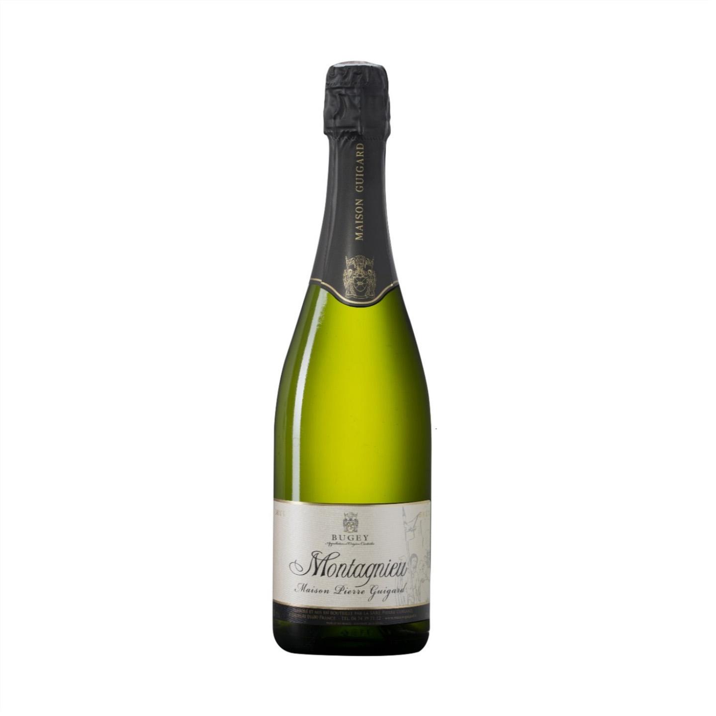 Vin blanc pétillant - The Gastronomie House Lyon