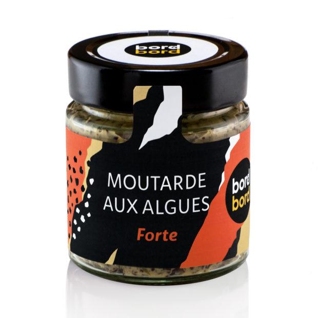 tartare moutarde aux algues - The Gastronomie House Lyon