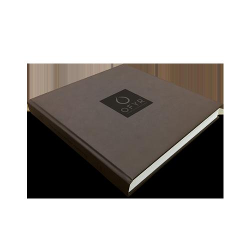 Recettes Livre OFYR - The Gastronomie House Lyon
