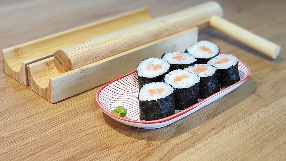 Kit ustensiles sushi - The Gastronomie House Lyon