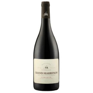 Vin Rouge Marrenon - The Gastronomie House Lyon