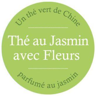 Thé vert fleurs de jasmin - The Gastronomie House Lyon