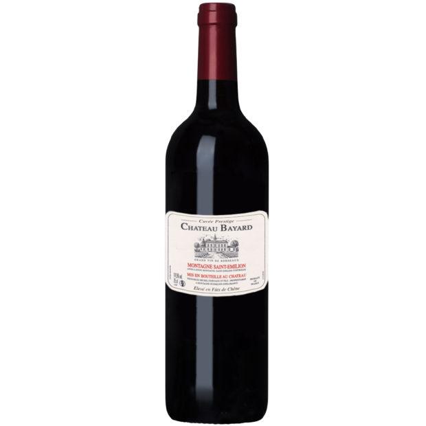 Vin rouge saint emilion - The Gastronomie House Lyon