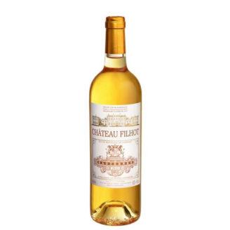 Liquoreux Château Filhot - The Gastronomie House Lyon