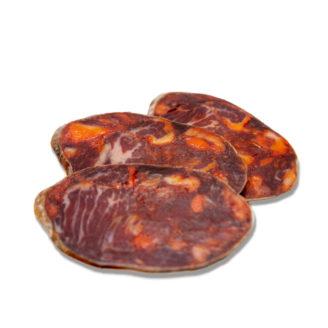 Chorizo ibérique bellota - The Gastronomie House Lyon