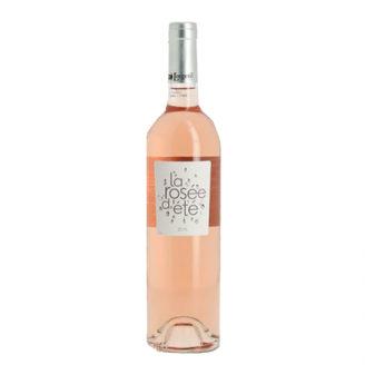 Rosé léger Lorgeril - The Gastronomie House Lyon