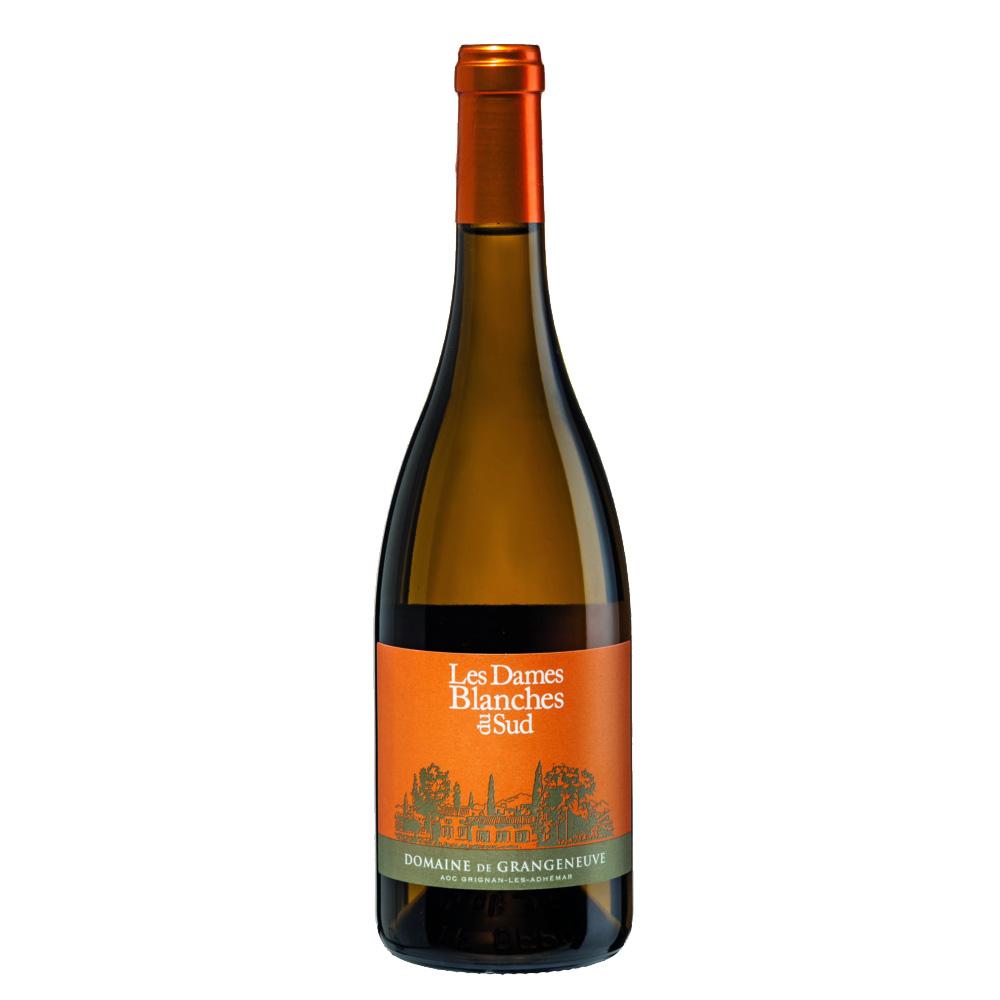 Vin Blanc domaine Grangeneuve - The Gastronomie House Lyon