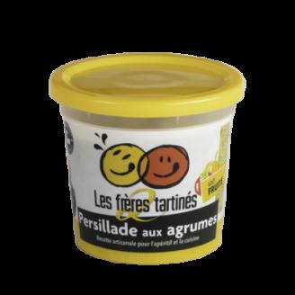 persillade aux agrumes 2 freres tartines - The Gastronomie House Lyon
