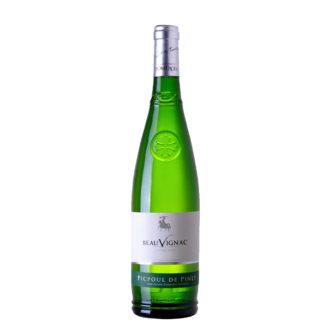 Vin blanc Picpoul de pinet Beauvignac - The Gastronomie House Lyon