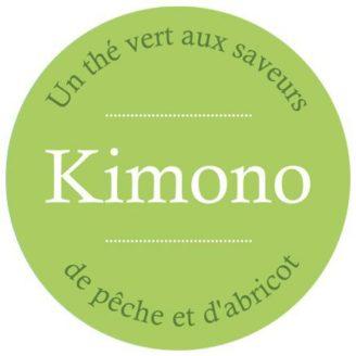 Thé Vert Pêche Abricot aromatisé - The Gastronomie House Lyon