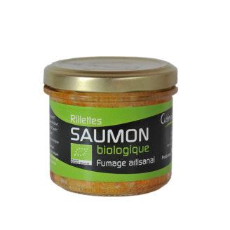 Rillettes Saumon Fumée - The Gastronomie House Lyon