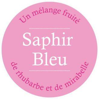 Thé noir fruits rouges mirabelles aromatisé - The Gastronomie House Lyon