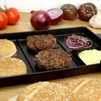 Grill Burgers Maison Cookut - The Gastronomie House Lyon