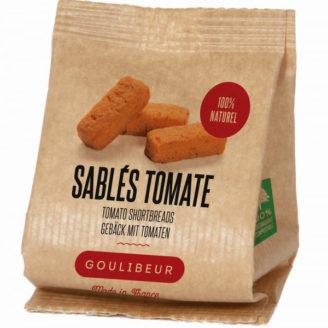 Sablés Tomate - The Gastronomie House Lyon