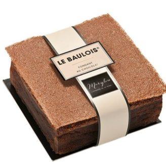 Baulois Chocolat noir - The Gastronomie House Lyon