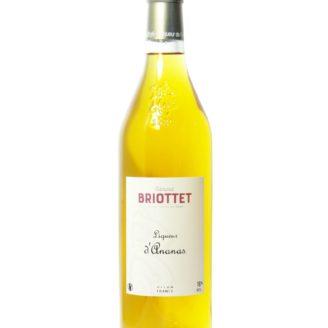 Liqueur Ananas Briottet - The Gastronomie House Lyon