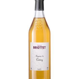 Liqueur Coing Briottet - The Gastronomie House Lyon