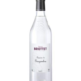 Liqueur de Gingembre Briottet - The Gastronomie House Lyon