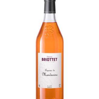 liqueur mandarine briottet - The Gastronomie House Lyon